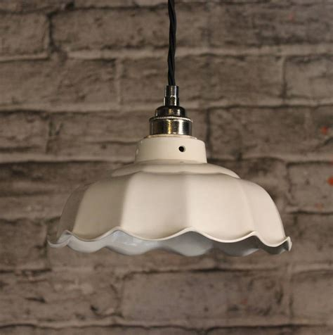 Ceramic Pendant Light Avalon Plain Ceramic Pendant Light By Lyngard Ceramics Notonthehighstreet