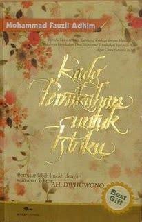 Buku Kado Pernikahan Untuk Istriku Best Gifttl free ebook kado pernikahan untuk istriku fauzil adzim