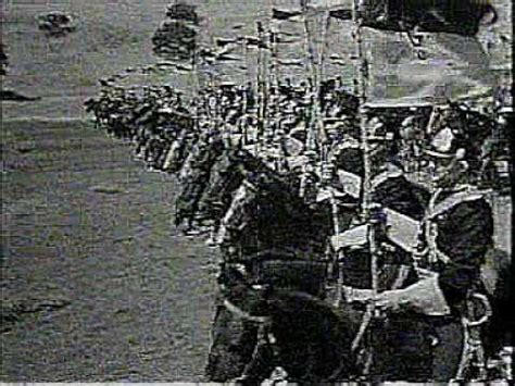 the charge of the light brigade. badly pixilated copy but