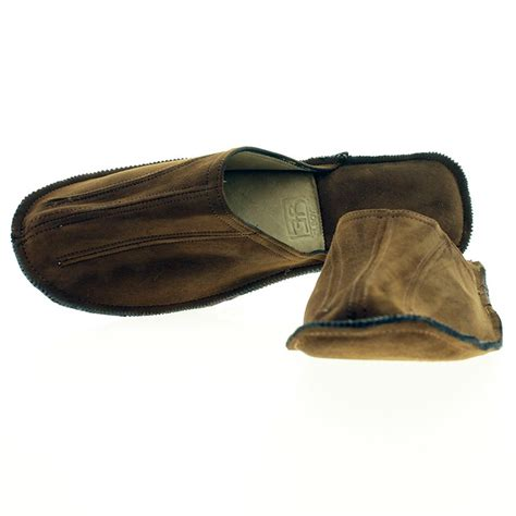 goat slippers goat suede slippers