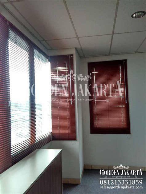 Harga Gorden Kantor by Daftar Harga Gorden Jendela Kantor Blinds Jakarta
