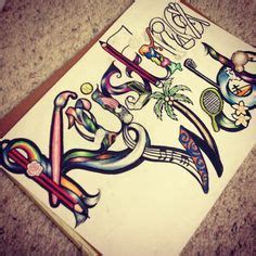 how to doodle your name for beginners drawings boy by tina771 drawings