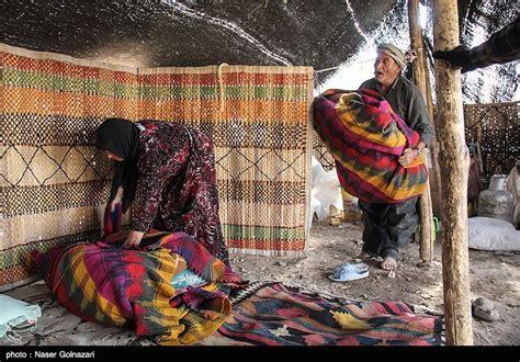 nomadic life  western iran