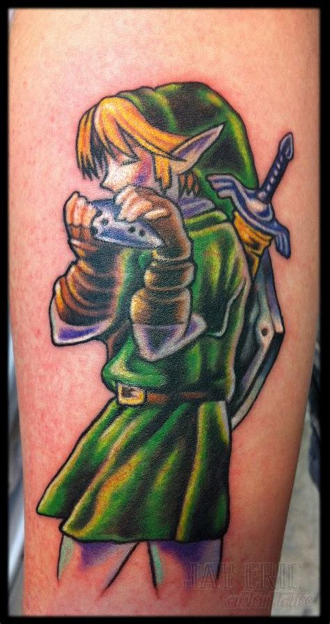 tattoo girl games 60 best video games tattoos