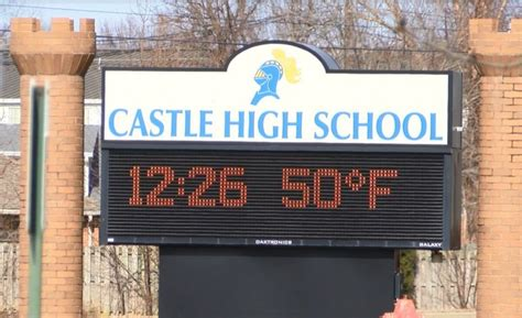Wevv Gridiron Giveaway - flu takes toll on attendance at castle high school 44news evansville in 44news
