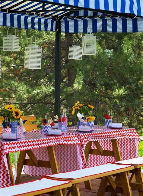 4th of july backyard party ideas 4th of july party via kara s party ideas outdoor