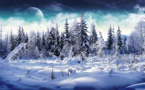 Mystische Bilder mystic pictures 3d Wallpaper For Winter