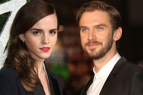 emma watson dan stevens emma watson and downton abbey s dan stevens to star in