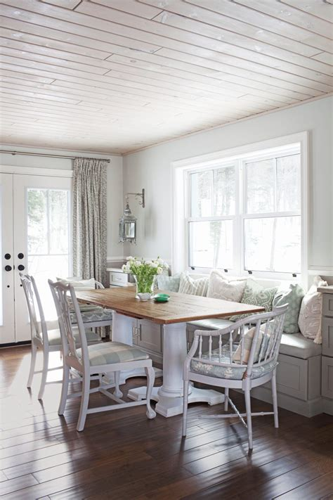 dining room with banquette seating furniture diy banquette seat expedit kallax ikea hack