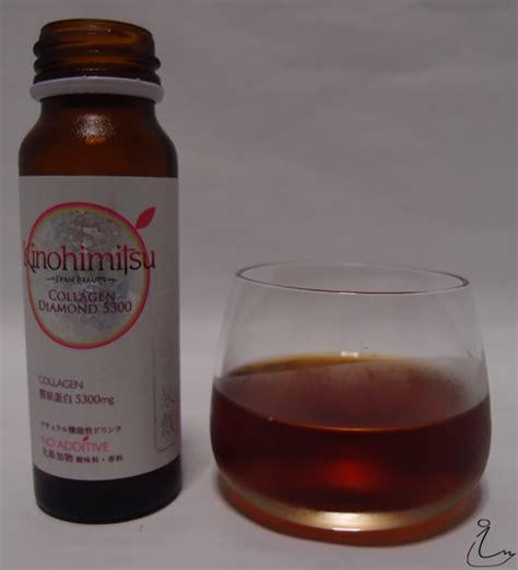 K Liquid Mixed Collagen Drink the swanple review kinohimitsu collagen 5300 drink and collagen nite drink
