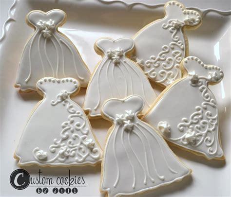 Wedding Dress   Cookie Connection