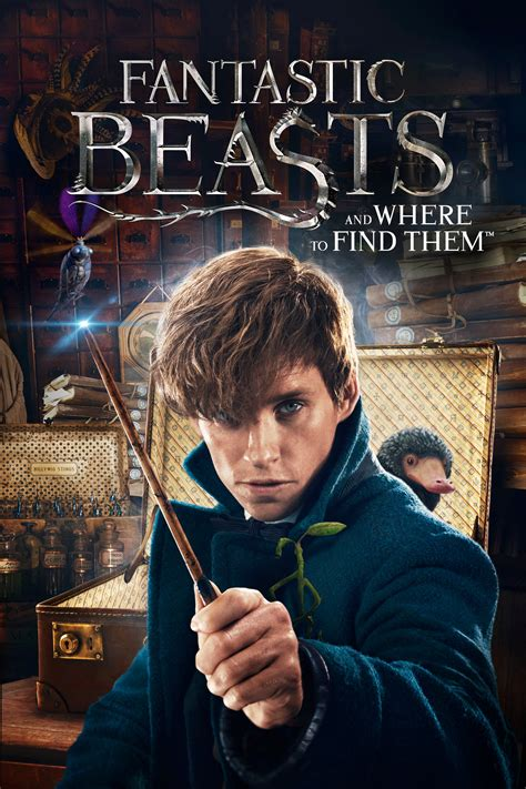 fantastic beast fantastic beasts and where to find them 2016 posters