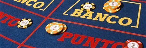 punto banco casinos barri 232 re toutes les r 232 gles du jeu du punto banco