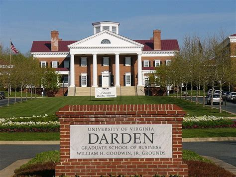 Uva Mba Curriculum by Uva S Gmat Score Darden School Of Business Magoosh