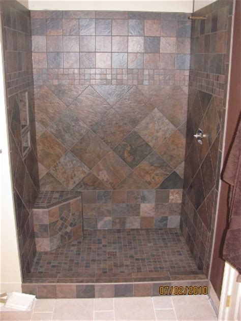 Rowhou Com Mesmerizing 60 Bathroom Ceramic Tile Tile Flooring