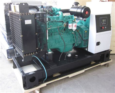 silent home used diesel generators 25kva with