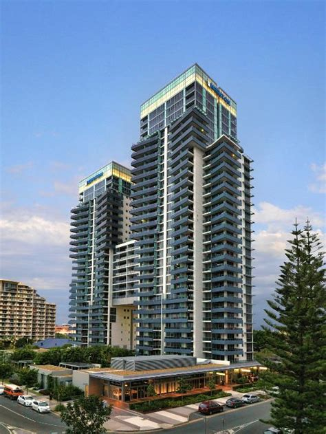 Appartments In Gold Coast by Meriton Serviced Apartments Broadbeach