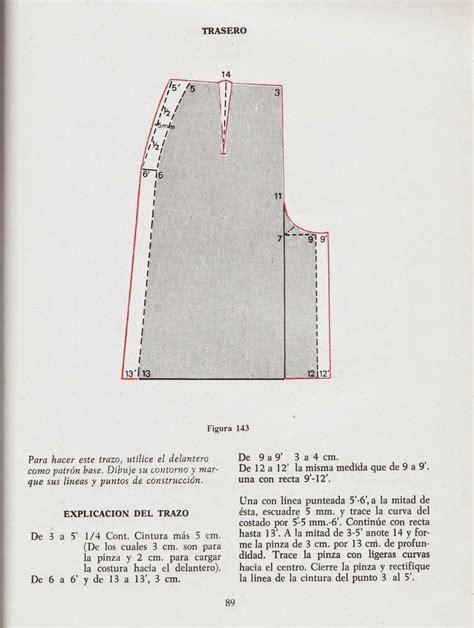 pattern explorer 3 75 trazo trasero falda pantalon romi w style patrones