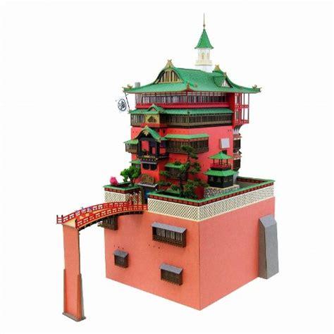Ghibli Papercraft - new 1 150 spirited away yuya papercraft kit set mk07 10