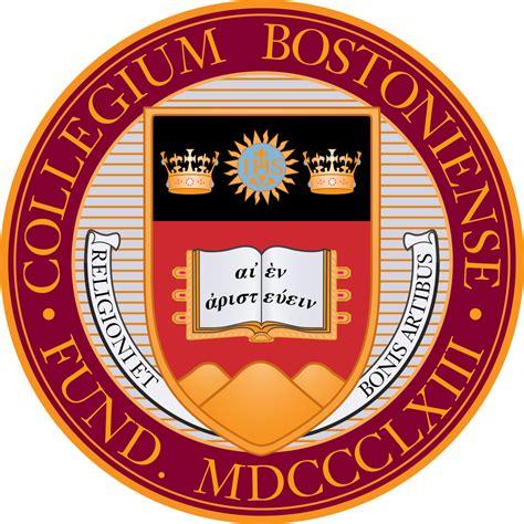 boston college colors boston college