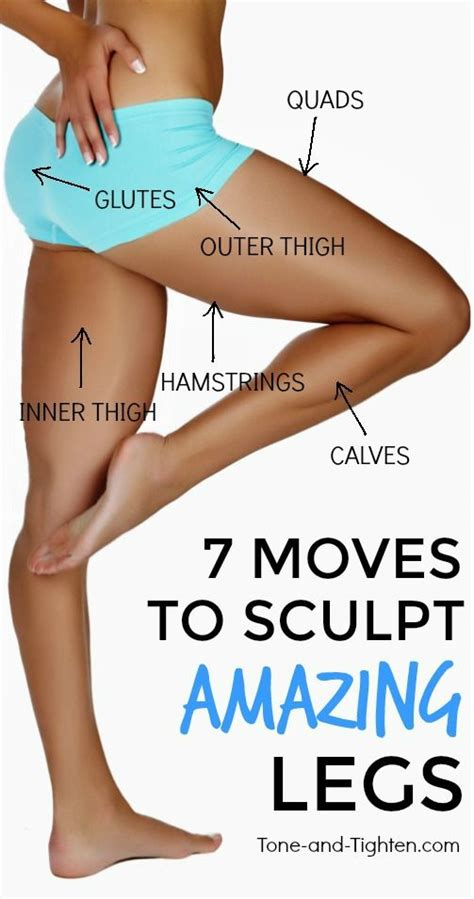 8 Exercises To Tone Your Legs by 7 To Tone Your Legs At Home Exercises Legs And