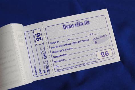 modelo de boletas 100 boletas rifa formato peque 241 o flickr photo sharing