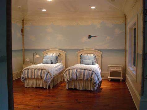 wall  ceiling mural tropical island bedroom