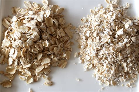 The Difference Between Steel Cut Old Fashioned Quick - differences between rolled steel cut and instant oats