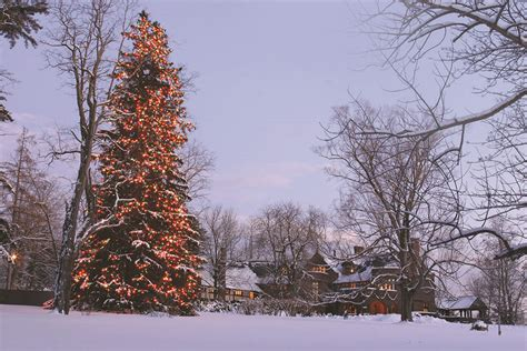 christmas in the berkshires travel destinations ideas from andrew