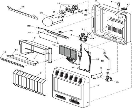 comfort glow heater parts comfort glow gas heater parts wiring diagrams wiring diagram