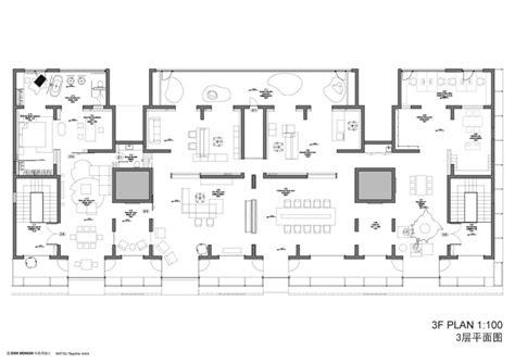 floor plan of a store matsu flagship store exh design archdaily
