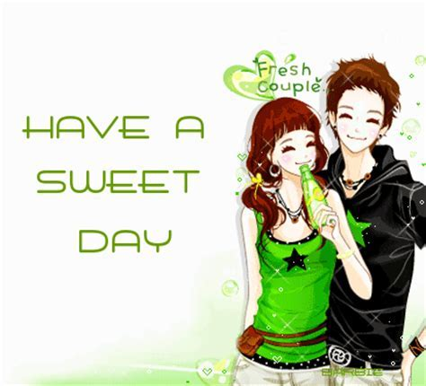 Have A Sweet day Fresh couple   DesiGlitters.com