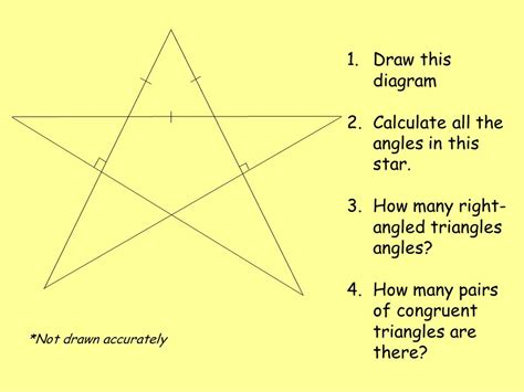 how many triangles are there in this diagram properties of triangles ppt