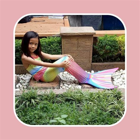 Baju Rajut Putri Duyung baju renang putri duyung toko bunda