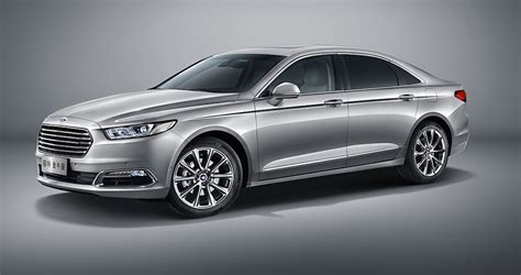 ford taurus 2016 ford taurus revealed photos 1 of 8