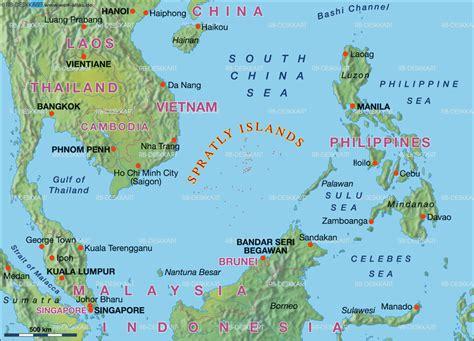spratly islands map martinez south china sea 101 the spratly islands