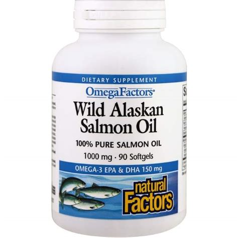 Ultimate Nutrition Un 1000 Mg 90 Softgels factors alaskan salmon 1000 mg softgels