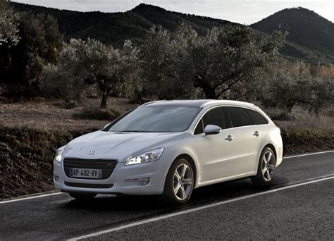 auto leasing peugeot peugeot 508 sw wagon vehicle information peugeot leasing
