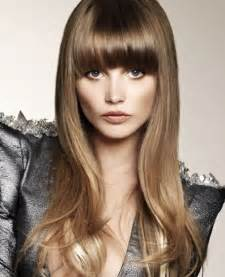 hairstyles without bangs for faces hairstyles ideas long hairstyles with bangs for round faces