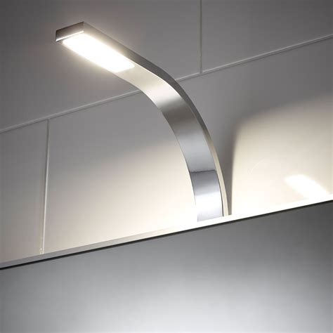 The Mirror And The Light by Hydra Cob Led Arm Mirror Light