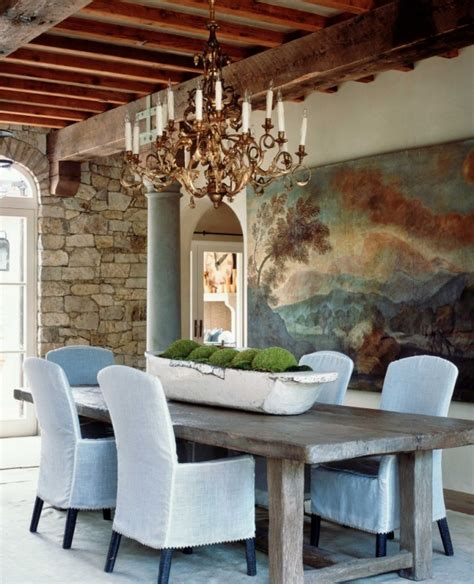 15 Elegant Rustic Dining Room Interior Designs For The | 15 elegant rustic dining room interior designs for the
