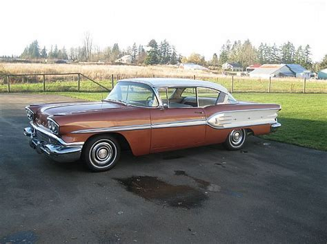 1958 Pontiac For Sale by 1958 Pontiac Parisienne For Sale Automobiles