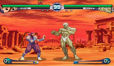 street fighter iii 2nd impact: giant attack (asia, 970930