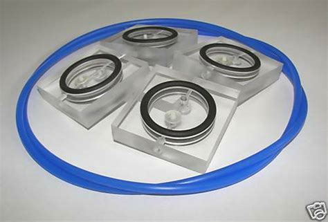 vacuum clamps  sided table pods cnc woodworking ebay