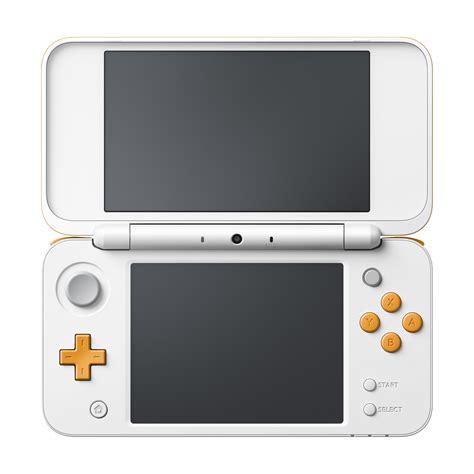 Nintendo New 2ds Xl White Orange Introducing New Nintendo 2ds Xl Nintendo Insider