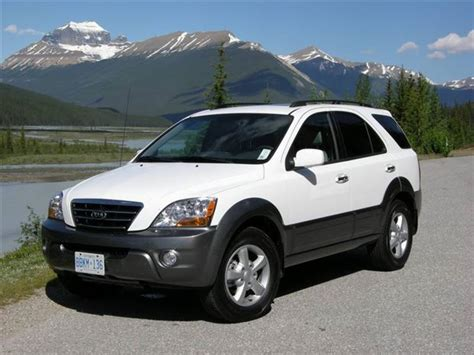 used vehicle review kia sorento 2003 2009 autos ca