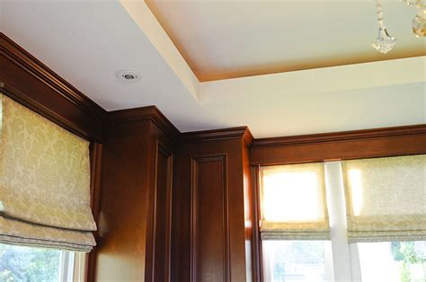 Coffered Tray Ceiling Coffered Vaulted Tray And Moulded Ceilings