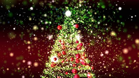 wallpaper 4k ultra hd christmas 4k great christmas tree animation ultra hd particles