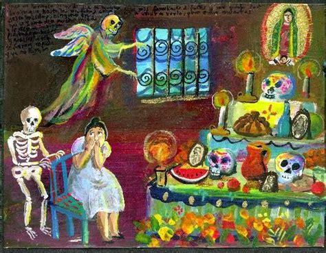 imagenes animadas de ofrendas de dia de muertos los elementos del d 237 a de muertos y su significado
