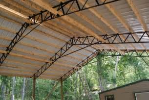 pole barn trusses metal pole barn roof trusses